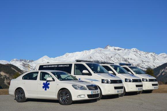 Entreprise de transport en ambulance pour les demandes en urgence.